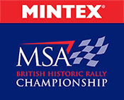 Mintex MSA British Historic Rally Championship