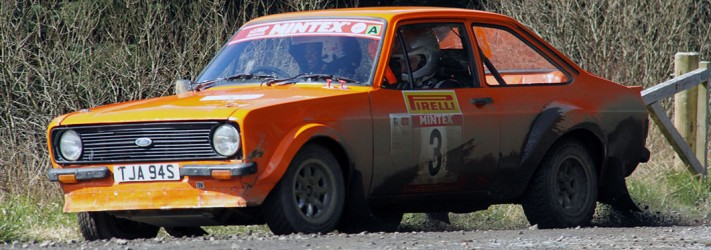 MSA British Historic Rally Championship
